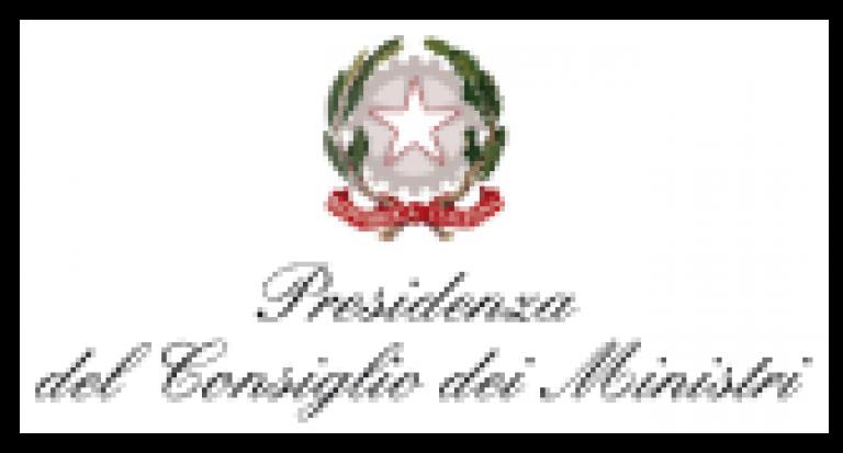 Pellicole per vetri Presidenza del Consiglio