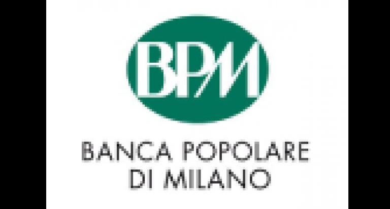 Pellicole per vetri Bpm Banca Popolare di Milano